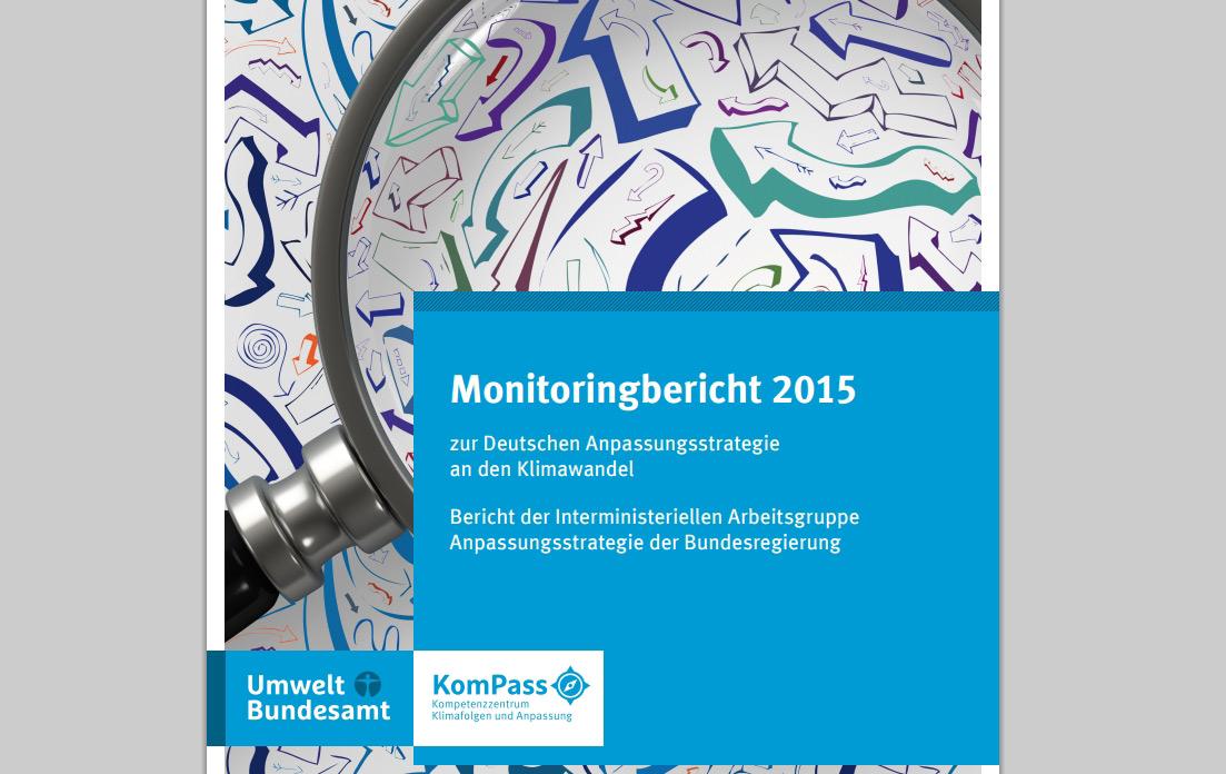 Lesetipp: Monitoringbericht Anpassung an den Klimawandel