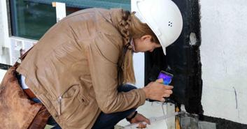 Zwischen Baustelle und Büro – Energieberaterin Petra Losemann