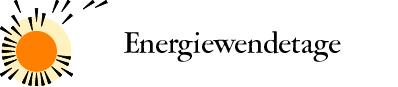 Energiewendetage Baden Württemberg 2015 Logo