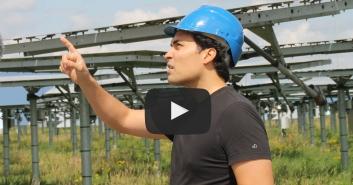 Solarthermische Speichertechnik mit Cristiano