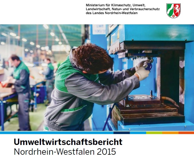 Umweltwirtschafts- Bericht NRW