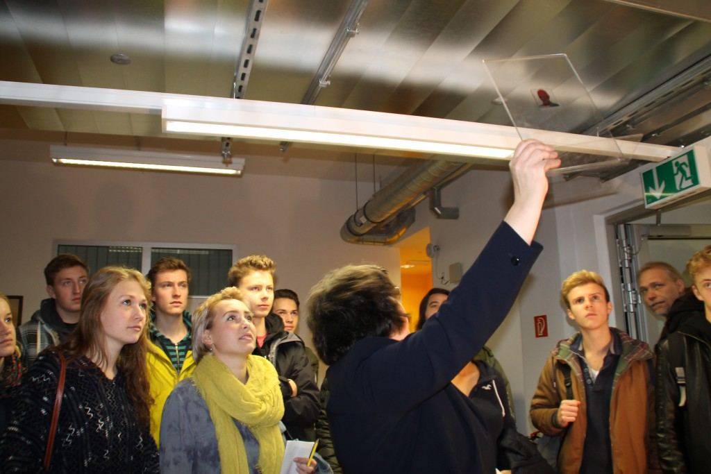 Berufserkundungstour 1 Energie Campus