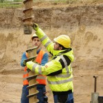 Brunnenbau ist Teamwork