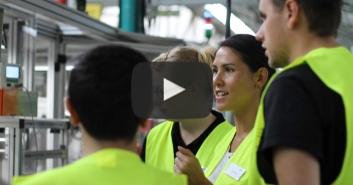 Klimanetzwerkerin Carina