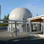 Forschungsbiogasanlage-Fermenter_DBFZ | Foto: DBFZ
