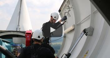 Video zu Elektroniker/in für Betriebstechnik | Galerie der Berufe. Foto: Jasmin Welker, Energiewende schaffen