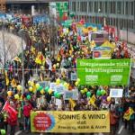 Engagierte Mitarbeiter für das Ziel Ökostrom | Foto: Greenpeace Energy