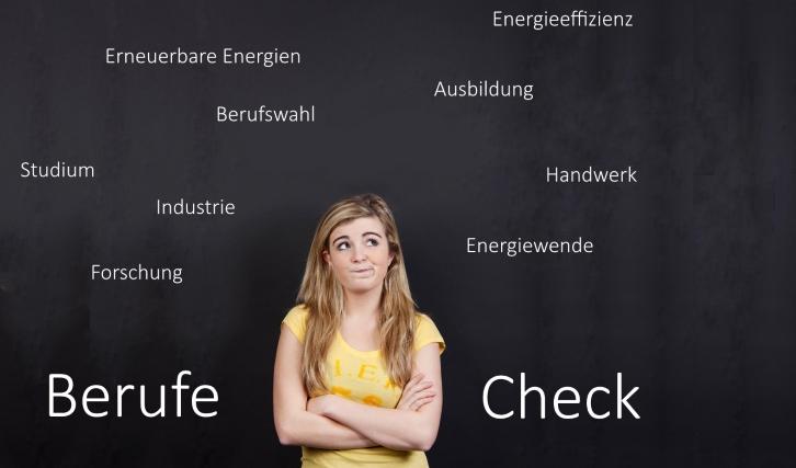 Berufe Check zu Berufen der Energiewende