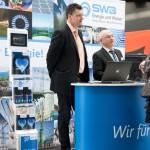 Kommunikation zu Erneuerbaren Energien | Foto: SWB