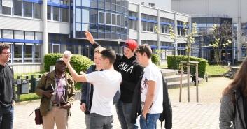 Pressebilder Berufsorientierungstour Bonn