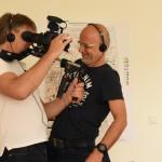 Kameramänner machen Quatsch | Foto: Energiewende schaffen, Stephanie Pletsch