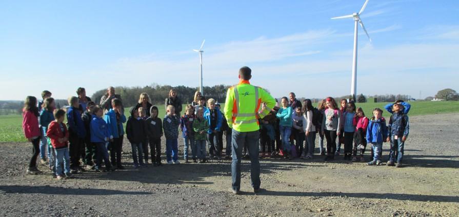 Nachwuchsförderung und Bürgernähe   Unternehmensbeispiel SL Naturenergie