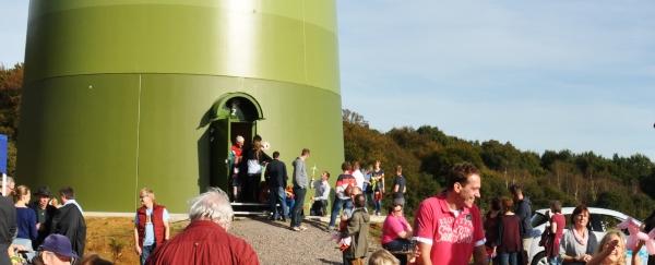Windfest   Unternehmensbeispiel SL Naturenergie