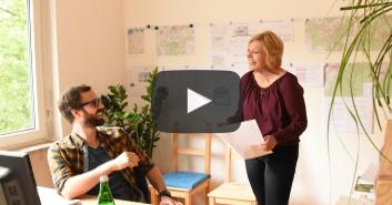 Video: Bauzeichnerin: Baupläne für die Energiewende