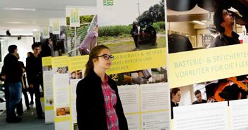 Ausstellungseröffnung Galerie der Berufe