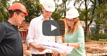 Video: Gebäudeplaner – die Energiespar-Vorausdenker