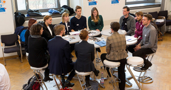 Job-Speed-Dating Energie und Klima